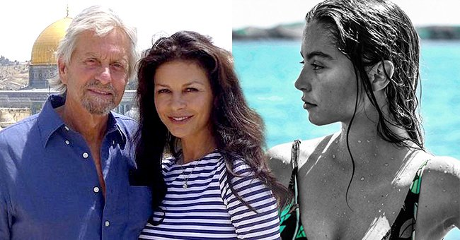 Here's How Michael Douglas and Catherine Zeta-Jones Celebrated Their Daughter Carys' 18th B-Day