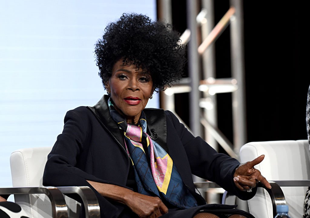 L'actrice Cicely Tyson | source Getty Images