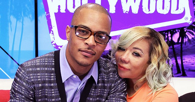 Tiny Harris & Husband TI Celebrate Daughter Heiress' 4th Birthday with Heartwarming Tributes
