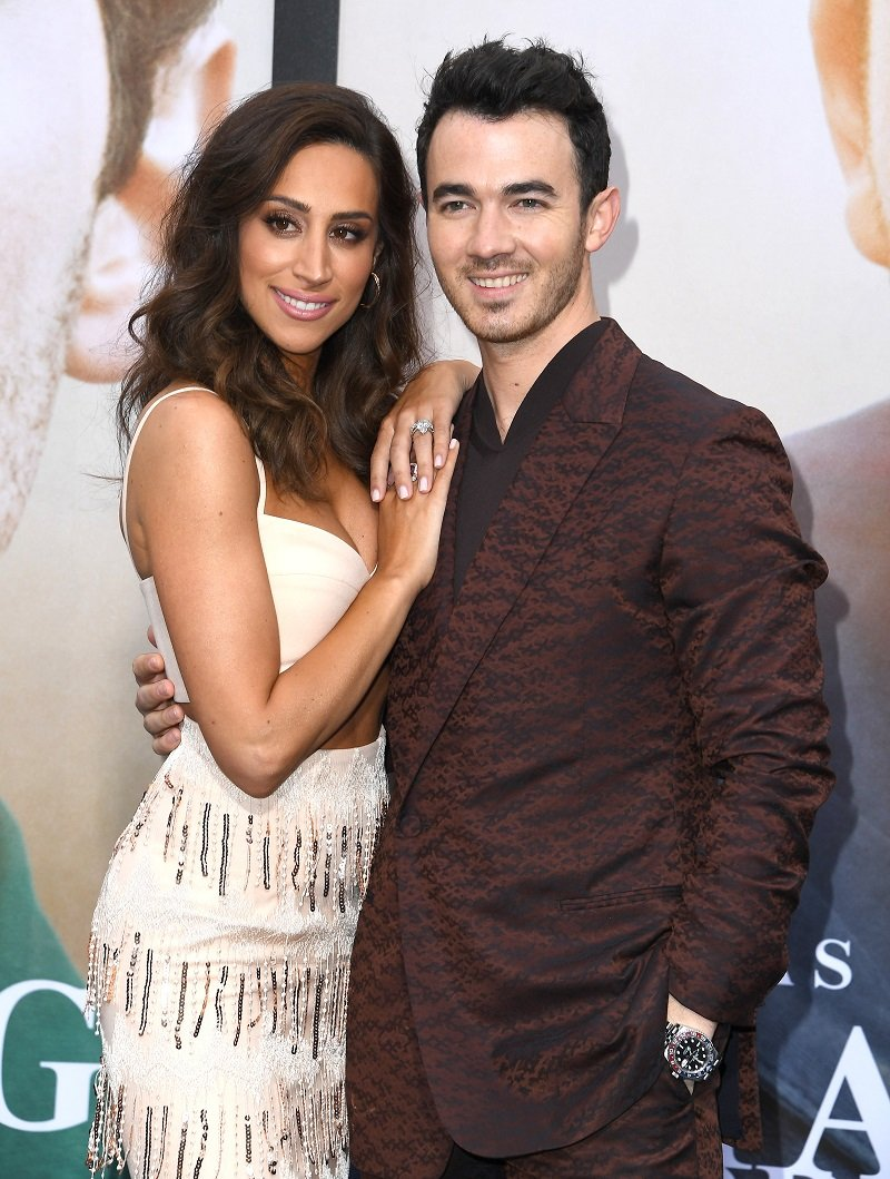Kevin Jonas and Danielle Jonas on June 03, 2019 in Los Angeles, California | Photo: Getty Images