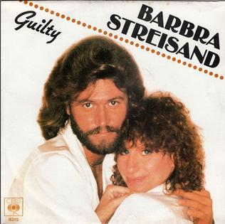 """""""Guilty"""" by Barbra and Barry. 