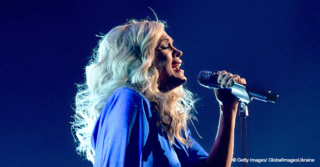 Carrie Underwood's Son Isaiah Had a Blast at Her Concert
