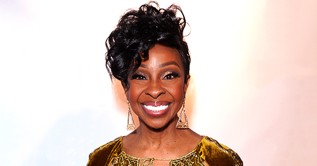 Gladys Knight Defies Her Age in Golden Velvet Dress as She Celebrates 75th Birthday