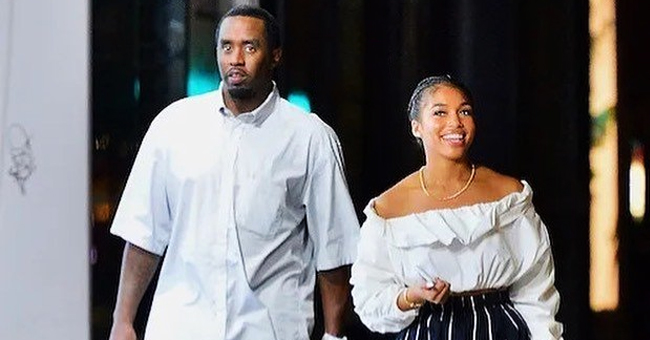 Diddy Fuels Dating Rumors after Stepping out with Lori Harvey in Matching Looks