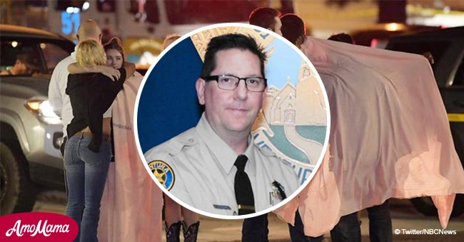 Hero Officer killed in Thousand Oaks mass shooting was not shot by the suspected gunman