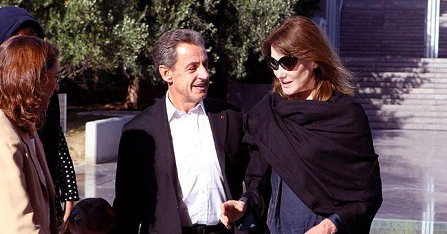 Nicolas Sarkozy partage un moment très émouvant avec sa fille Giulia