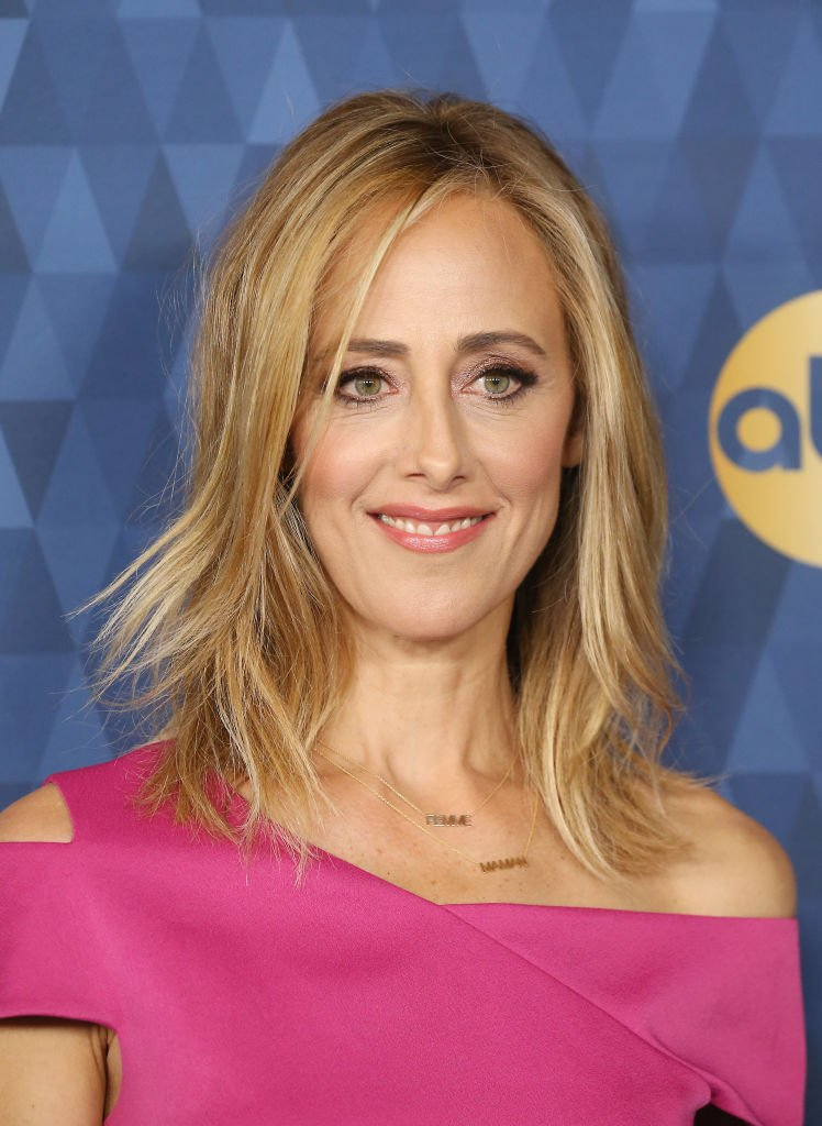 Kim Raver attends ABC Television's Winter Press Tour 2020 held at The Langham Huntington, Pasadena on January 08, 2020 | Photo: Getty Images
