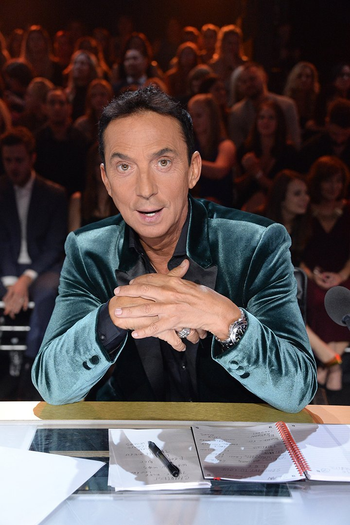 """Bruno Tonioni photographed on the set of """"Dancing with the Stars"""" during the series 2019 season in October 2019. I Image: Getty Images."""