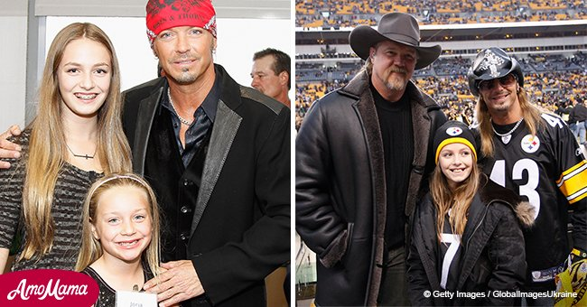 Bret Michaels' daughters have all grown up into gorgeous ladies