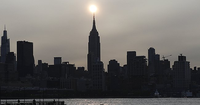 Smoke from West Coast Wildfires Is Seen in New York as It Reaches Thousands of Miles