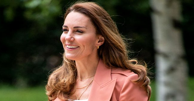 Twitter Users Gush over Kate Middleton's Remarkable Interaction with Kids