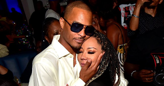 TI Vehemently Denies Sexual Assault Allegations by Sabrina Peterson & Defends Wife Tiny (Video)