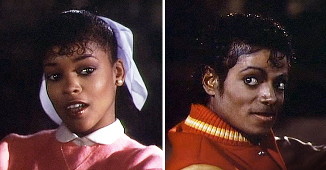 Former Playboy Model Ola Ray Says She and Michael Jackson Got Intimate on 'Thriller' Set