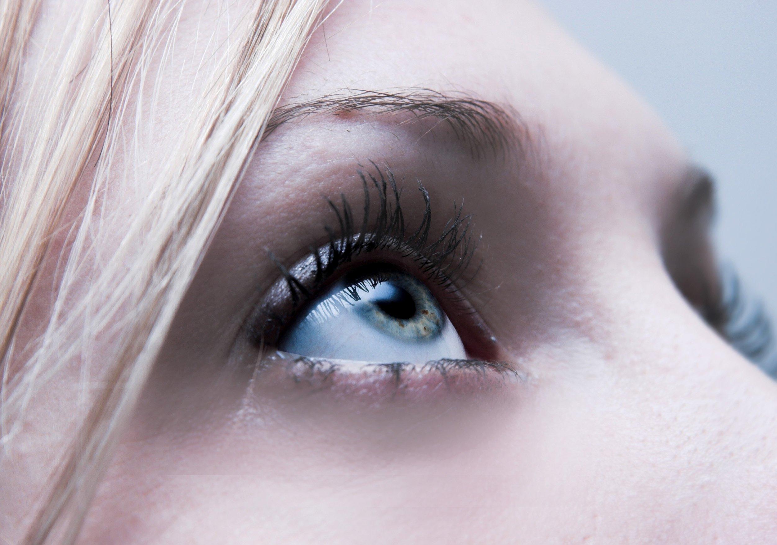 L'œil de la femme en gros plan   Photo : Shutterstock