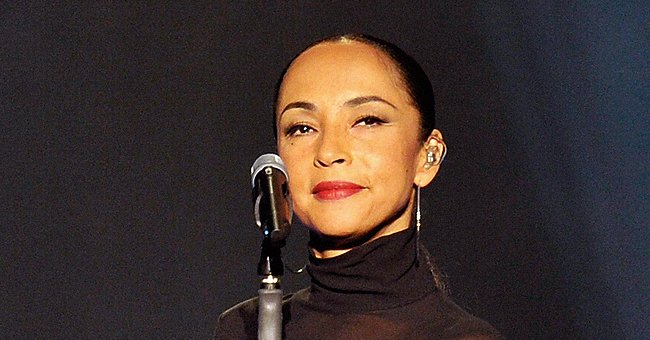 Sade's Trans Son Poses in Blue as He Shares His Despair over Not Spending Christmas with Family