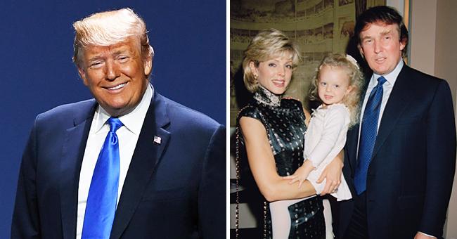 Donald Trump est le fier père de cinq beaux enfants – découvrez les tous