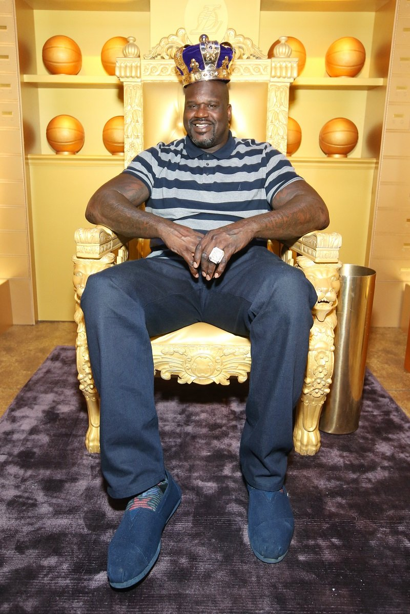 Shaquille O'Neal on February 15, 2018 in Los Angeles, California | Photo: Getty Images