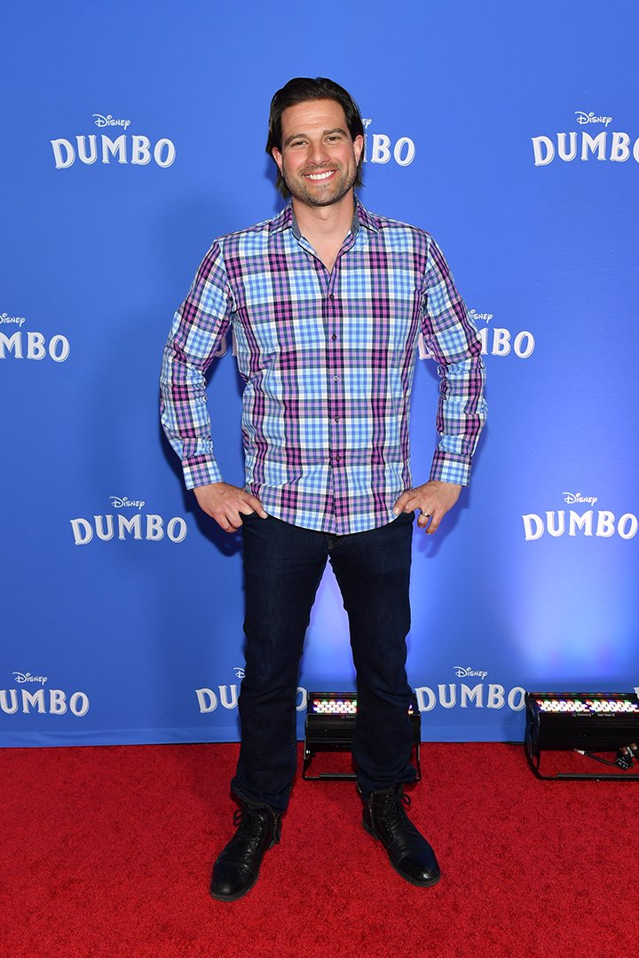 Scott McGillivray attends the 'Dumbo' Canadian Premiere held at Scotiabank Theatre on March 18, 2019 in Toronto, Canada. I Image: Getty Images.