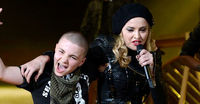 Madonna's Son Rocco Who Declined to Stay with Her after Parents' Split Looks Incredibly Mature in Rare Snaps