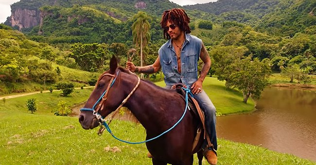 Look inside Lenny Kravitz's Brazilian Farm Compound with a Full-Sized Football Field