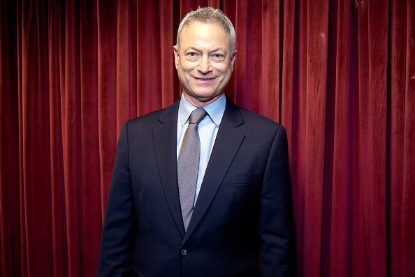 Gary Sinise visits SiriusXM Studios on February 11, 2019 in New York City | Photo: Getty Images