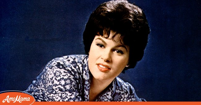 Portrait of Patsy Cline on January 1, 1960 | Photo: Getty Images