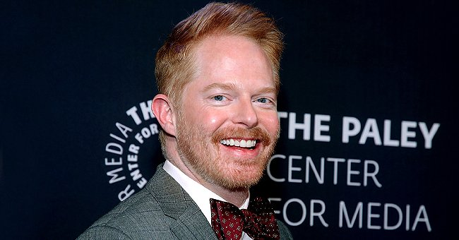 See Jesse Tyler Ferguson's Response to a Troll Who Made Fun of His Baby Boy Beckett Mercer's Name