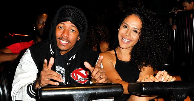 How Nick Cannon and Brittany Bell's Son Golden Paid Tribute to Them before Eating His Meal