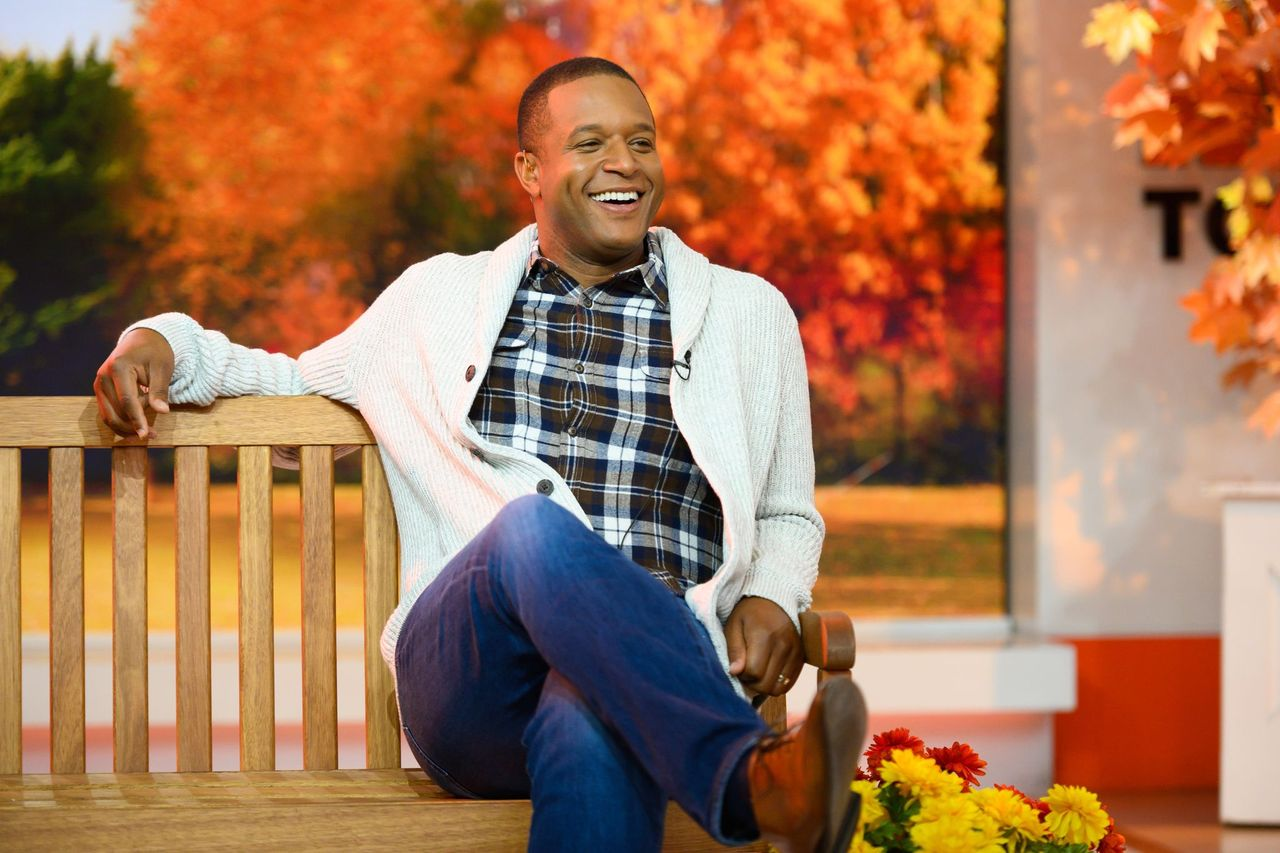"""Craig Melvin at the 68th Season of """"Today"""" show on Wednesday, September 18, 2019 