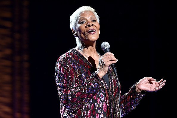 Dionne Warwick at Radio City Music Hall on April 19, 2017 in New York City | Photo: Getty Images