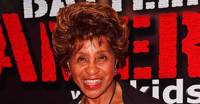 Marla Gibbs of 'Jeffersons' Shares Unseen Photo of Her Mom Ophelia Kemp