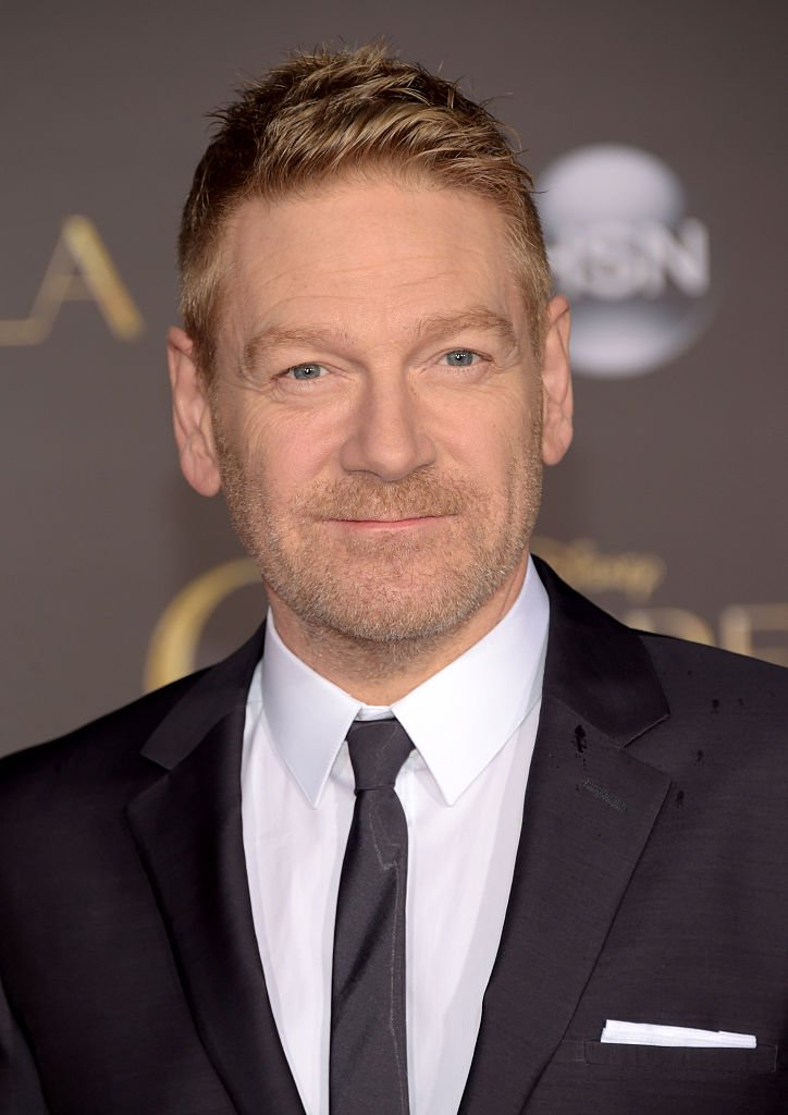 Portrait de Kenneth Branagh. | Photo : Getty Images
