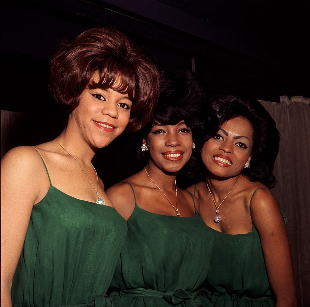 The original Supremes members Florence Ballard, Mary Wilson, and Diana Ross in 1965. | Photo: Getty Images