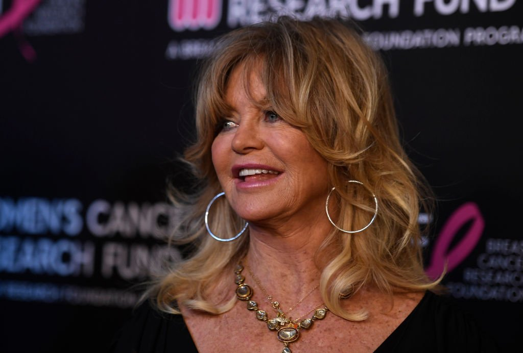 Goldie Hawn attends The Women's Cancer Research Fund's An Unforgettable Evening Benefit Gala at the Beverly Wilshire Four Seasons Hotel on February 28, 2019. | Photo: Getty Images