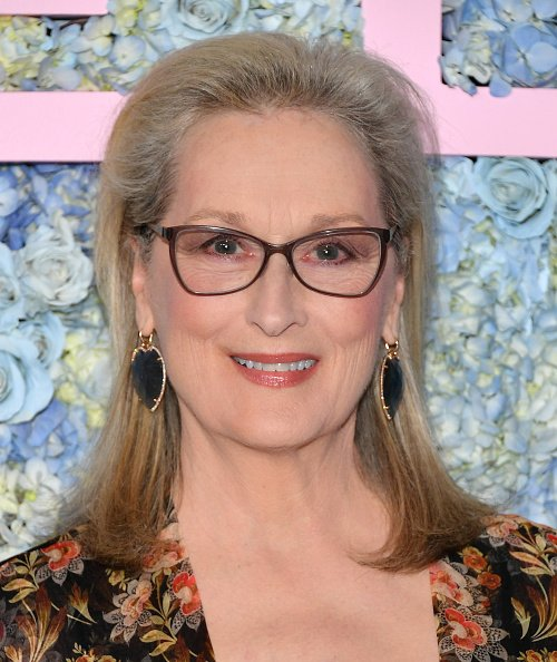 Meryl Streep au Lincoln Center le 29 mai 2019 à New York | Photo: Getty Images