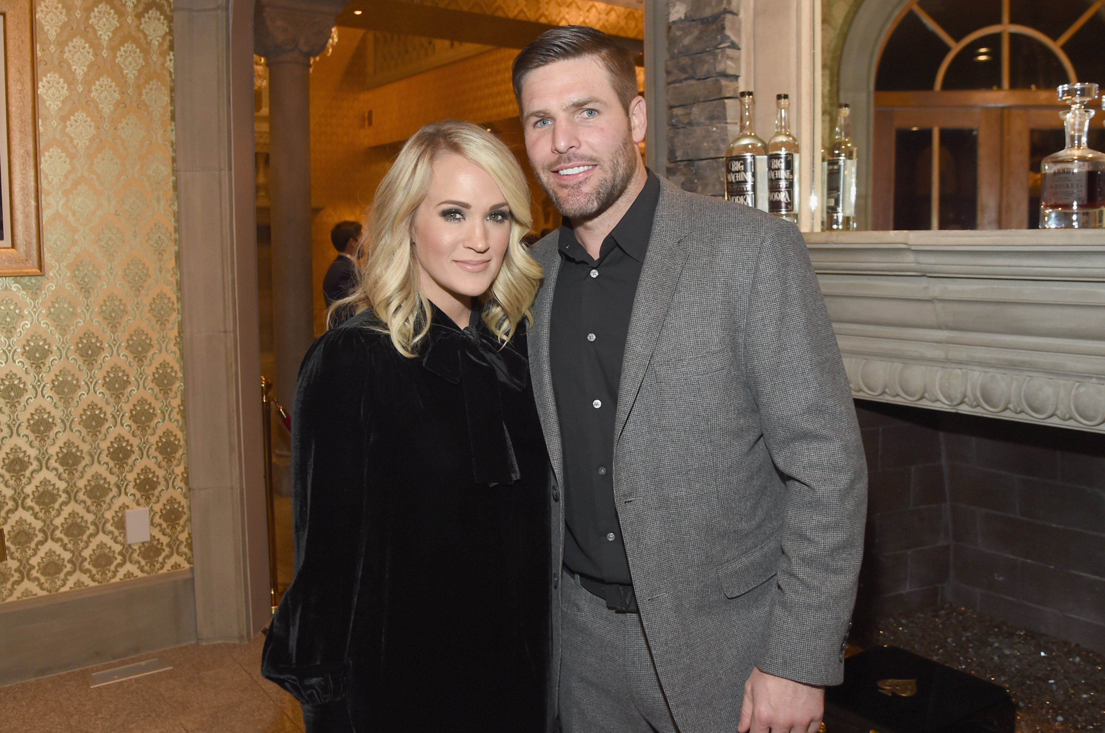Singer-songwriter Carrie Underwood and NHL Player Mike Fisher attend Nashville Shines at the Arndt Estate on October 24, 2017 in Brentwood, Tennessee. | Source: Getty Images