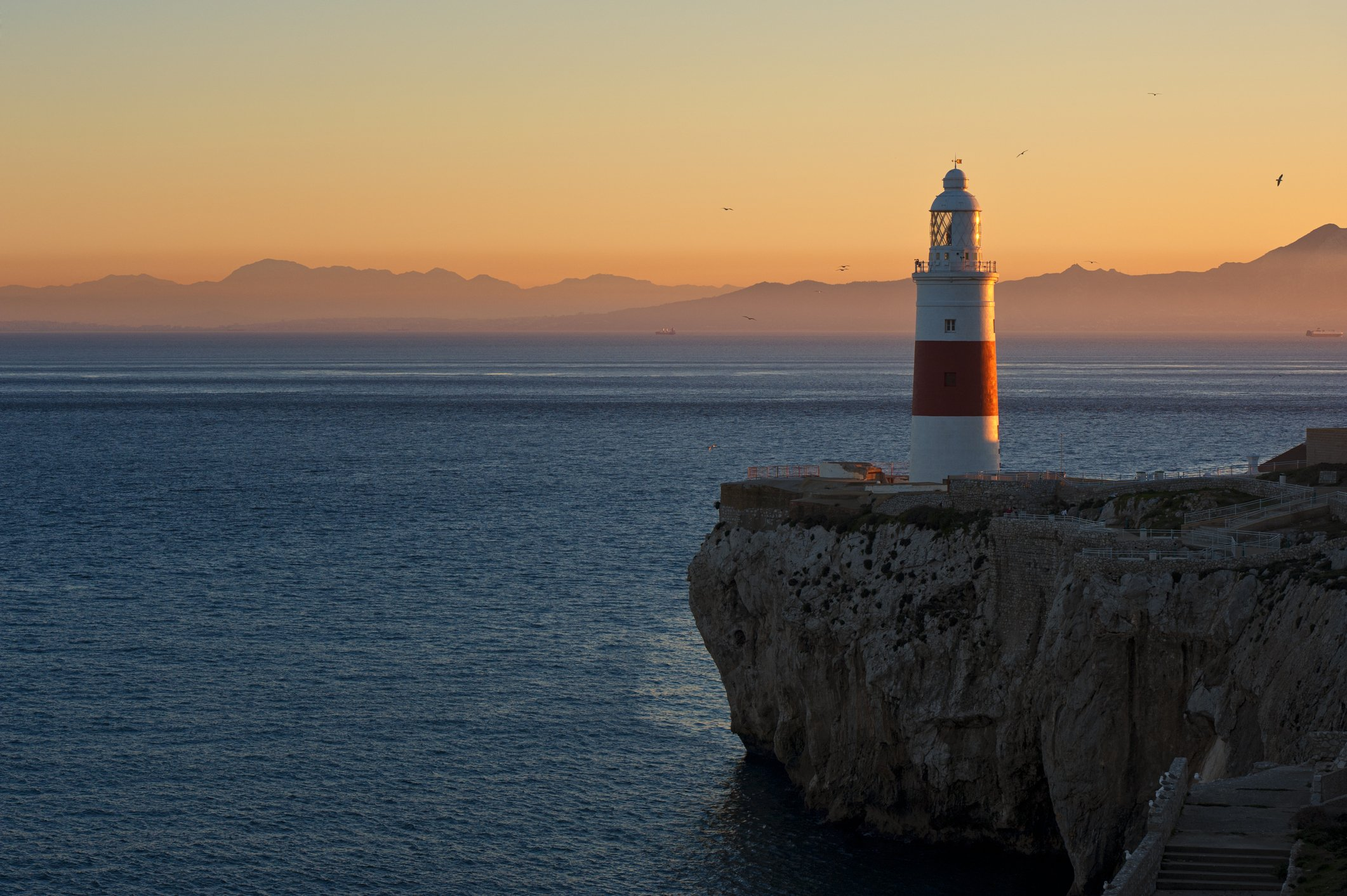 Gibraltar, one of the most beautiful places in the world   Source: Getty Images