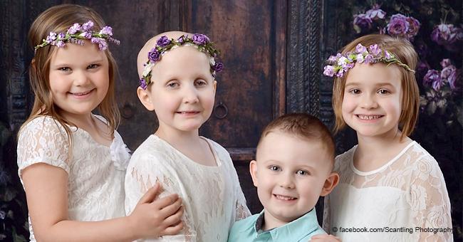 Childhood Cancer Survivors Reunite for a Powerful Remission Photo