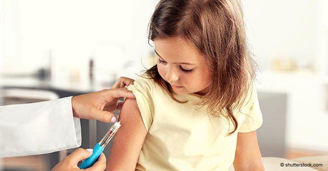 Verzweifelter Vater bittet Internet um Hilfe, nachdem Frau sich weigert, Kind impfen zu lassen