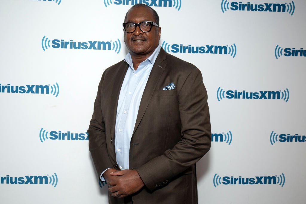 Mathew Knowles visits SiriusXM Studios in New York City | Photo: Getty Images