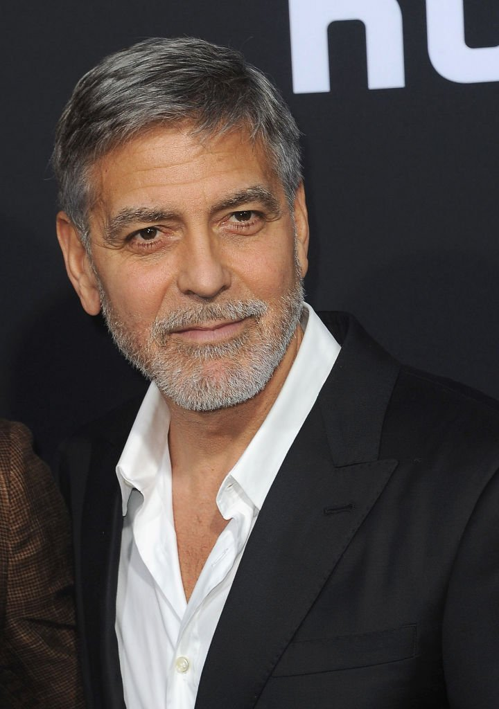 George Clooney le 7 mai 2019 à Hollywood, Californie. | Photo : Getty Images