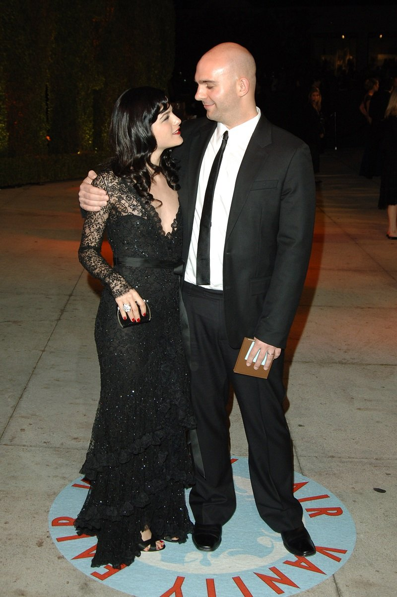 Selma Blair and Ahmet Zappa on March 5, 2006, in West Hollywood, California | Photo: Getty Images