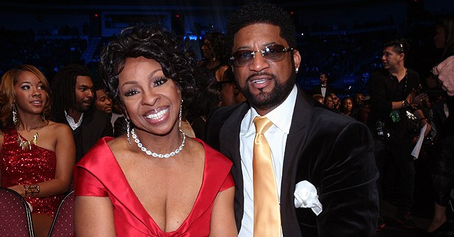Gladys Knight's Husband William McDowell Calls Her Genius as She Works in a Recording Studio