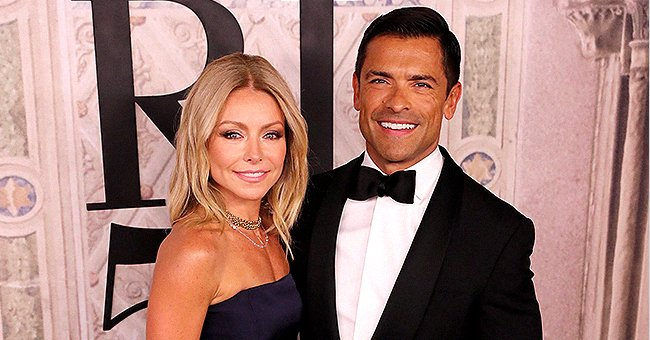 Kelly Ripa Says She Wore Husband Mark Consuelos' T-Shirt for 10 Days While in COVID-19 Quarantine