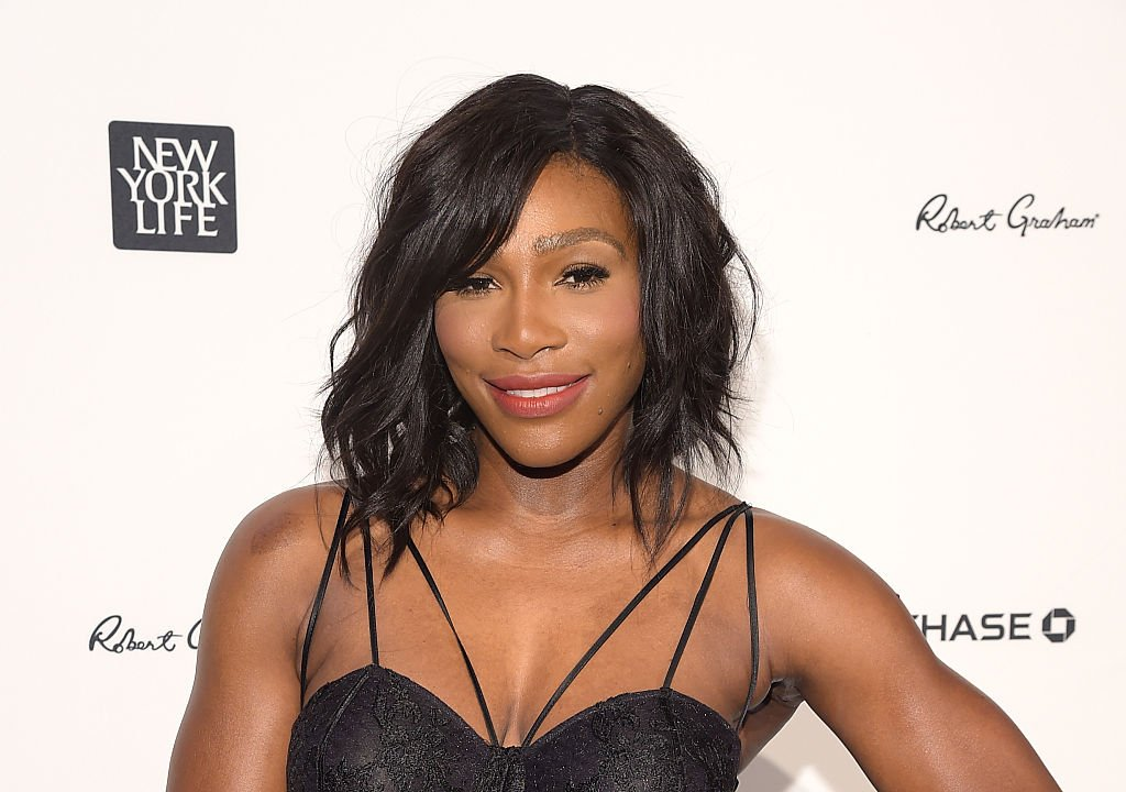 Serena Williams at the 2015 Sports Illustrated Sportsperson of the Year ceremony in New York City on December 15, 2015. | Photo: Getty Images
