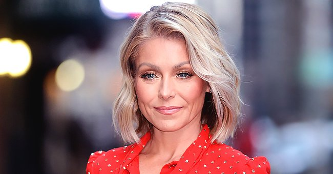Kelly Ripa Says Son Michael Consuelos Got a Job on Her Show
