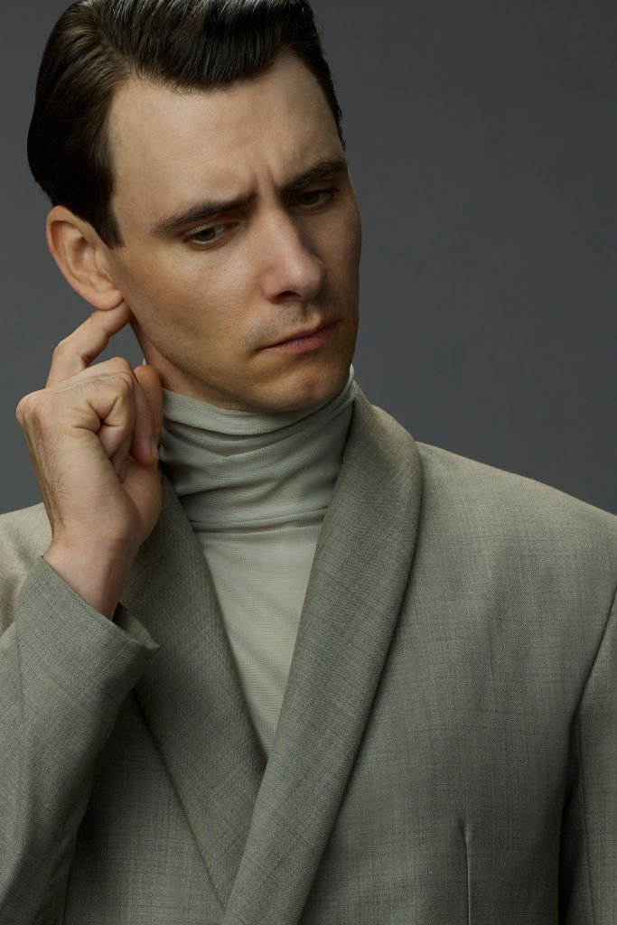 """Harry Lloyd as Bernard Marx in """"Brave New World"""" 
