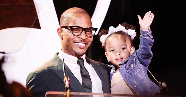 T.I. Is All Smiles as He Receives First-Ever ASCAP Voice of the Culture Award