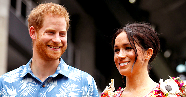 Meghan Markle Shares Sweet Note to Prince Harry on His 35th Birthday & Unseen Photo of Baby Archie