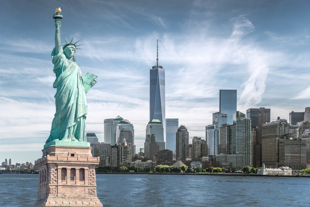 A photo of the statue of liberty   Photo: Shutterstock